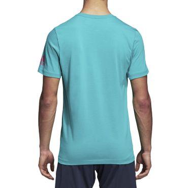 adidas Season Tee M Herren T-Shirt – Bild 3