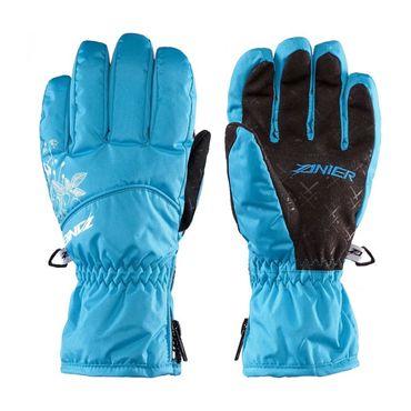 Zanier Handschuhe Scheffau ZX für Damen mit Wasserdichter TA Tex-Membrane – Bild 5