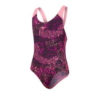 Speedo Mädchen Badeanzug Endurance + 8-07386C525 – Bild 1