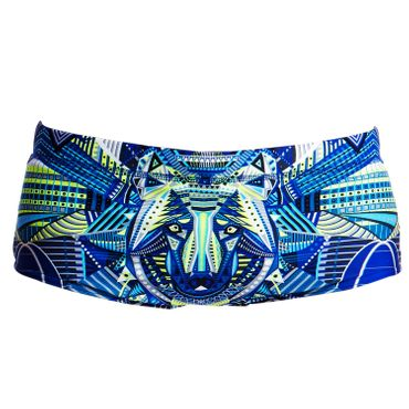 Funky Trunks Jungen Badehose Sea Wolf FT32B02078