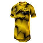 Puma BVB Stadium Trikot mit Sponsor Herren 2018 - 19 001