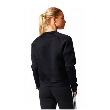 adidas Damen Sweatshirt Daybreaker schwarz Sportpullover – Bild 3