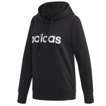 adidas Hoodie Pullover Damen grau – Bild 1