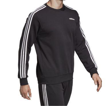 adidas Pullover Herren schwarz mit 3 Streifen – Bild 7