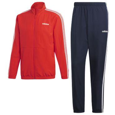 adidas Trainingsanzug Männer 3 Streifen – Bild 1