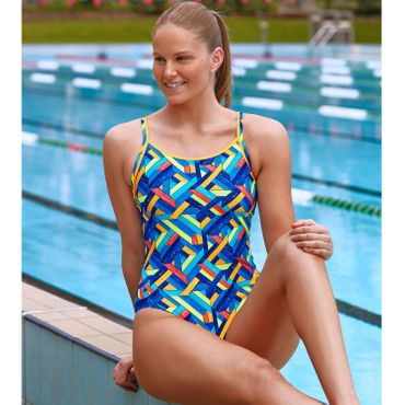 Funkita Badeanzug Damen Boarded Up – Bild 6