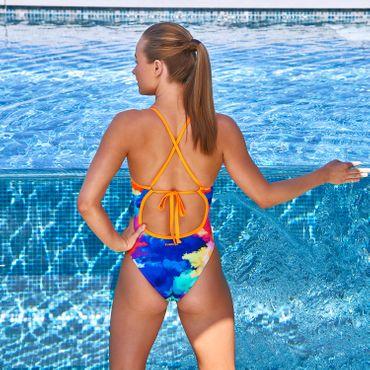 Funkita Badeanzug Damen Cumulus schnelltrocknend, elastisch und atmungsaktiv – Bild 5