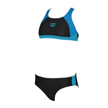 arena Bikini Mädchen G Ren Sportlicher Bikini mit UV-Schutz  – Bild 1