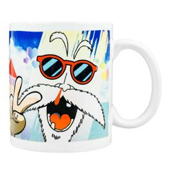 Dragon Ball - Muten Roshi - Tasse