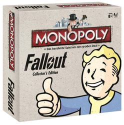 Fallout - Monopoly - Brettspiel - Collector's Edition