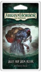 Das Arkham Horror Kartenspiel LCG für 1 bis 4 Spieler ist das neueste Mitglied im Arkham Horror Universum von Horror Autor H. P. Lovecraft. Als Living Card Game (LCG) hat dieses Spiel den Vorteil, dass es monatlich feste Erweiterungen gibt, welche die Story voran treiben und den Kartenpool erweitern. Das Spiel ist Kooperativ. Nur das Basisspiel als auch die monatlich erscheinenden Erweiterungen sind allein, zu zweit oder bis zu vier Spieler gespielt werden können. Jedes der in Zyklen unterteilten Arkham Horror Erweiterungen erlaubt es sein Deck zu verfeinern und situativ anzupassen. Das spiel ist einsteigerfreundlich und die Partien sind kurzweilig aber nicht minder aufregend. Man fühlt sich sofort wieder zuhause in der Welt von H. P. Lovecraft. Das Spiel ist eine Mischung zwischen LCG und RPG. Ihr wählt einen Ermittler, auf Basis dieser Wahl habt ihr einen Kartenpool zur Verfügung aus dem das Deck zusammgenstellt wird. Nach jedem Szenario gibt es Punkte, die ihr in die Verbesserung eures Decks investieren könnt. Somit werden nach und nach stärkere Waffen, Items und Fähikeiten freigeschaltet welche euch dann zur Verfügung stehen. Euro Ermittler erhalten wunden und Wahnsinns-Marker welcher in die nächsten Szenarien mitgenommen werden.