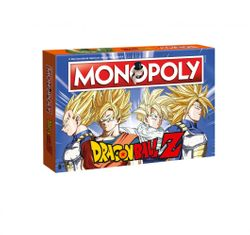 Dragon Ball Z - Monopoly - Brettspiel - Deutsch
