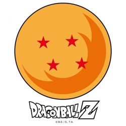 Dragon Ball - 4 Star - Glas Bild 2