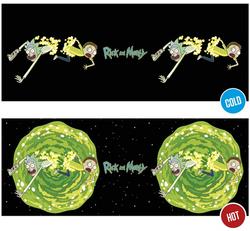 Rick and Morty - Portal - Farbwechsel-Tasse Bild 4