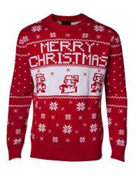 Nintendo - Super Mario X-mas - Sweater
