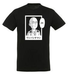 One Punch Man Meme T-Shirt von Saitama.