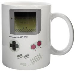 Nintendo - Game Boy Classic - Farbwechsel-Tasse Bild 3