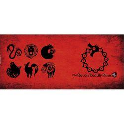 Seven Deadly Sins - Symbole - Tasse Bild 4