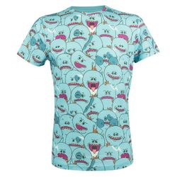 Rick and Morty - Mr. Meeseeks Allover - T-Shirt