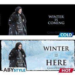 Game of Thrones - Winter is here - Farbwechsel-Tasse Bild 4
