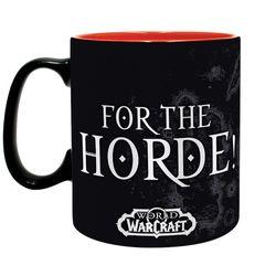 World of Warcraft - For the Horde - XXL-Tasse