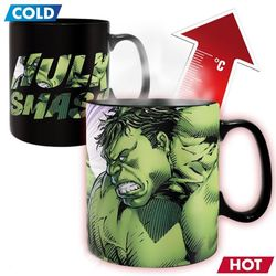 Hulk – Smash – XXL-Farbwechsel-Tasse