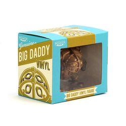 BioShock - Big Daddy - Figur Bild 3