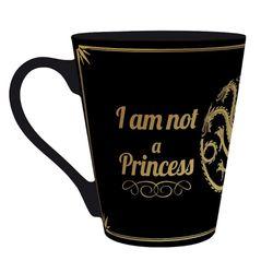Game of Thrones - I'm not a princess - Tasse Bild 3