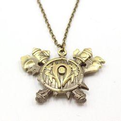 World of Warcraft - Orc Wappen - Halskette Bild 2