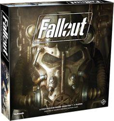 Fallout: Das Brettspiel - Deutsch