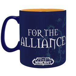 World of Warcraft - For the Alliance - XXL-Tasse