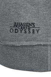 Assassin's Creed Odyssey – Grey Logo – Zipper Bild 5