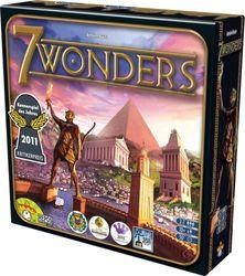 7 Wonders - Grundspiel - Brettspiel Deutsch