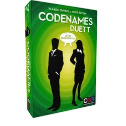 Codenames - Duett - Deutsch