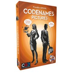 Codenames - Pictures - Deutsch