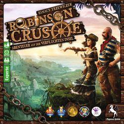 Robinson Crusoe - Grundspiel - Brettspiel   Deutsch Bild 3
