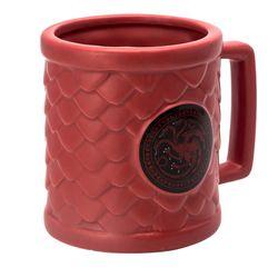 Game of Thrones - Targaryen - 3D XXL-Tasse Bild 2