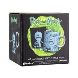 Rick and Morty - Mr. Meeseeks - Farbwechsel-Tasse Bild 5