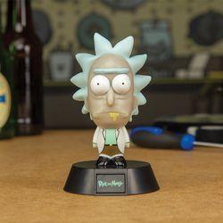 Rick and Morty - Rick - Tischlampe Bild 2