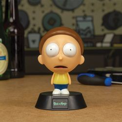 Rick and Morty - Morty - Tischlampe Bild 2
