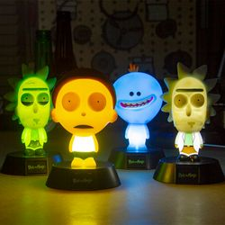 Rick and Morty - Morty - Tischlampe Bild 6