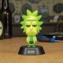Rick and Morty - Toxic Rick - Tischlampe Bild 2
