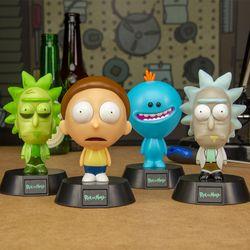 Rick and Morty - Toxic Rick - Tischlampe Bild 4