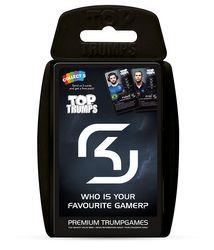 SK Gaming - Quartett Top Trumps - Kartenspiel Bild 2