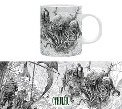 Cthulhu - Großer Alter - Tasse Bild 3