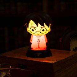 Harry Potter - Harry Quidditch 3D - Tischlampe Bild 4