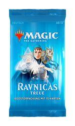Magic the Gathering - Ravnicas Treue - Booster Packs DE Bild 2