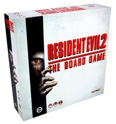 Resident Evil - Resident Evil 2 - Das Brettspiel - Englisch