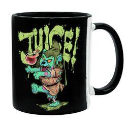 Gummibärenbande - Zombie Gruffi - Tasse