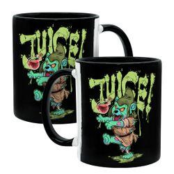 Gummibärenbande - Zombie Gruffi - Tasse Bild 3
